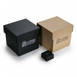Custom made and printed boxes