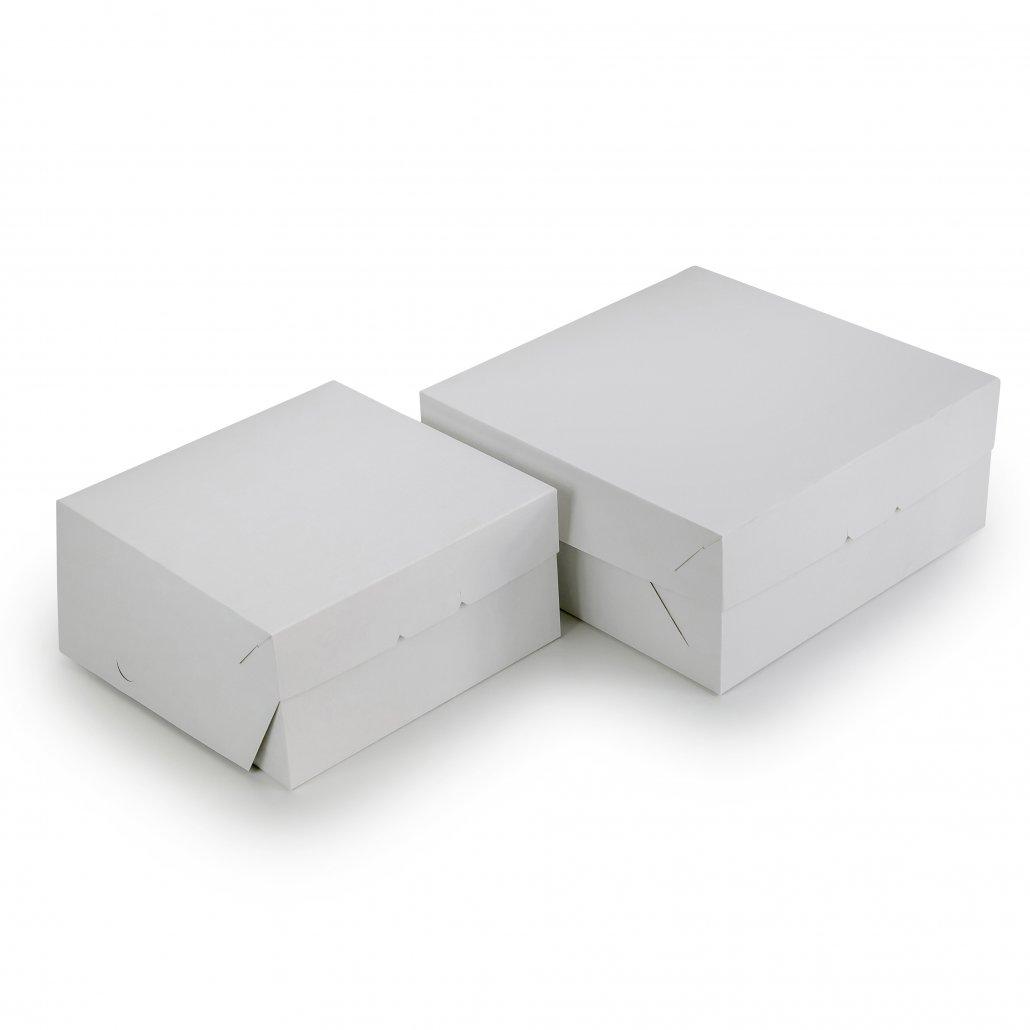Baltos Tortinės Dėžės