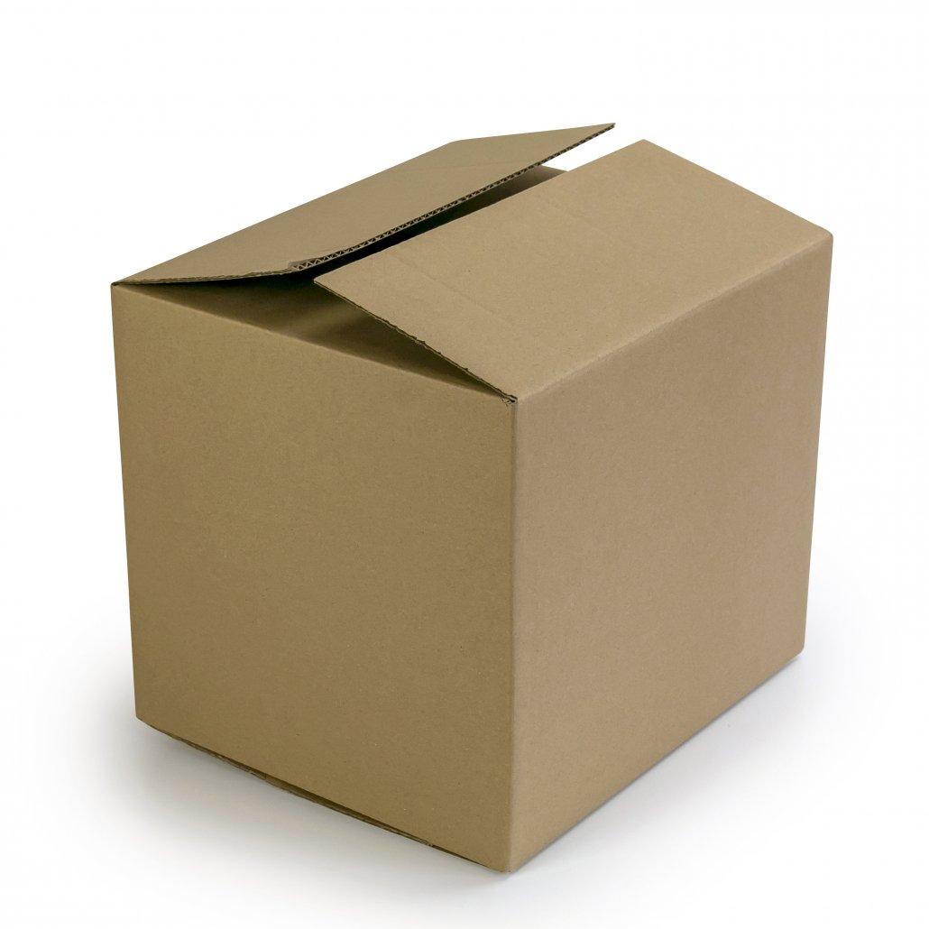 Gofro Kartono Dėžės Siuntoms ir Pakavimui