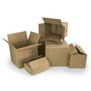 Dėžės Pakavimui-Siuntoms