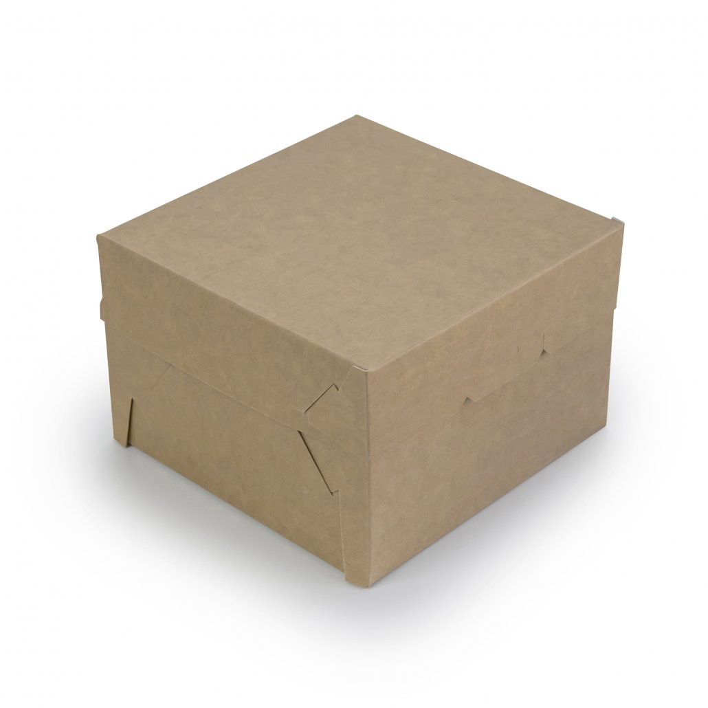 Ruda Tortinė Dėžė