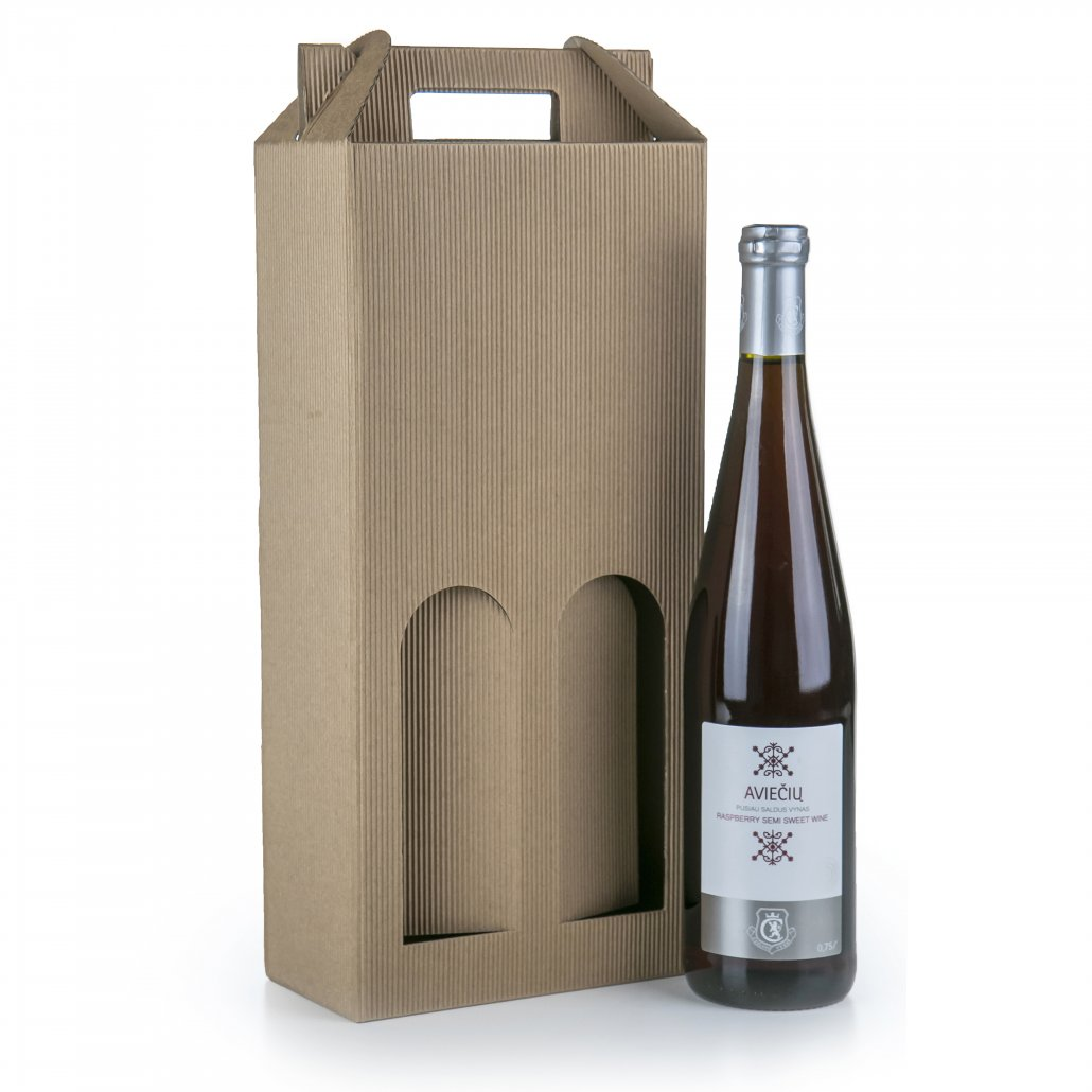deze vyno buteliams
