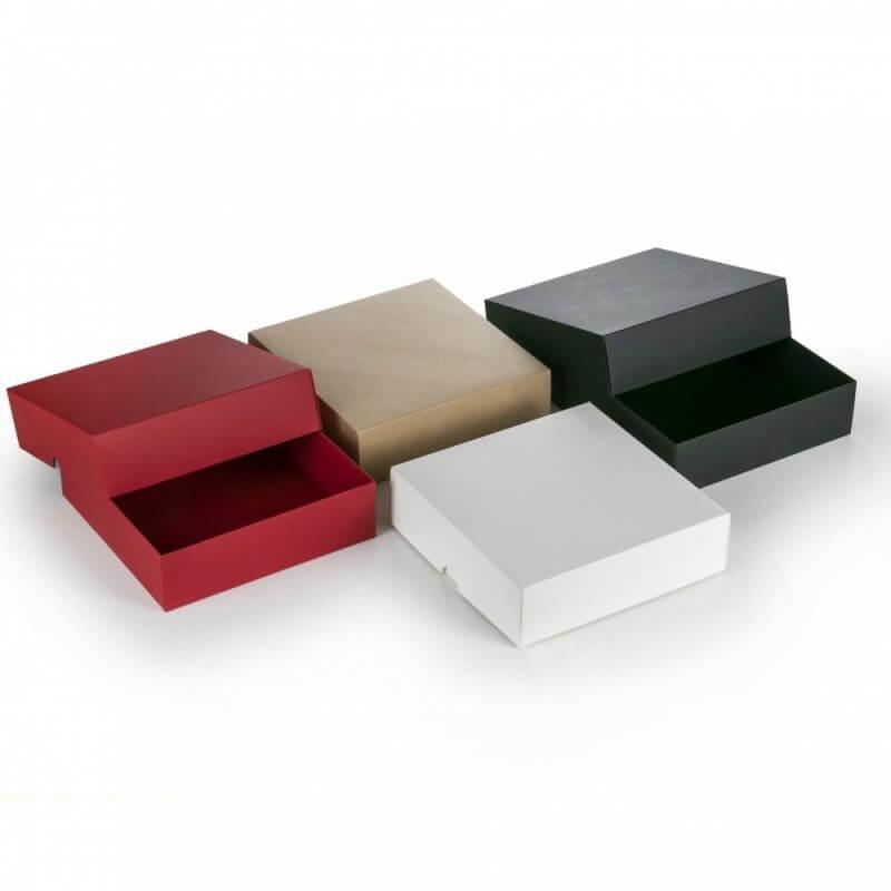 Dviejų Dalių Dėžutės 210 x 210 x 60 mm (2)